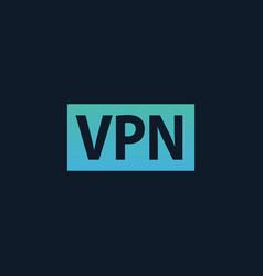 Ui vpn icon icon for website design mobile app ui vector
