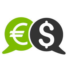 International payments flat icon vector