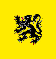 Simple flag vector
