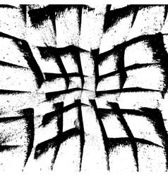 Texture Overlay Tech vector image