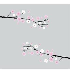 bird love card vector image