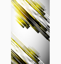 Abstract background straight lines dynamic vector