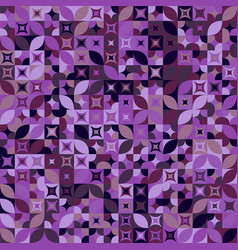 Abstract chaotic curved shape pattern background vector