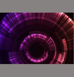 Circle digital blast abstract sheet background vector