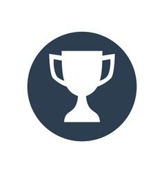 Reward flat icon vector