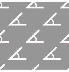 Sign of the angle seamless pattern vector