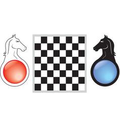 chess symbol vector image