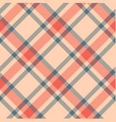 classic tartan plaid seamless patterns vector image