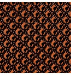 Design seamless spiral diagonal pattern vector