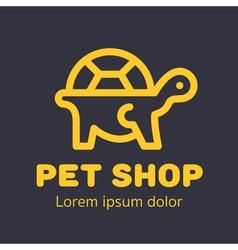 Petshop Logo vector image