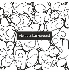 Abstract background with imitation liquid vector