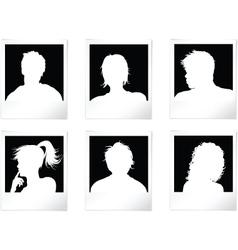 People avatars vector