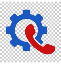 Phone Configuration Icon vector