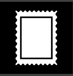 Stamp it is icon vector