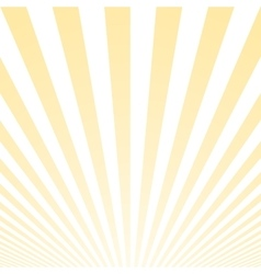 Sunny striped background vector