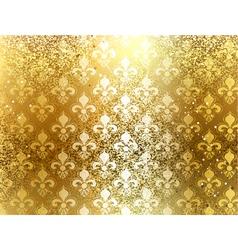 Brocade Background vector image