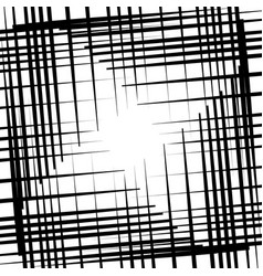 Abstract artistic monochrome background pattern vector