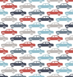 Car pattern3 vector