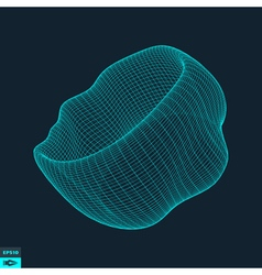 Lattice Geometric Polygonal Element Grid vector