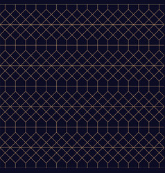 ornamental seamless blue background grid vector image