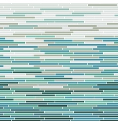 pattern with bathroom or kitchen turquoise vector image