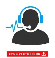 Operator Signal Eps Icon vector