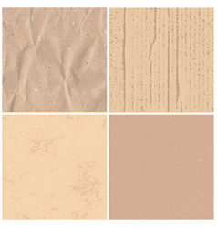vintage paper texture retro textured brown papers vector image