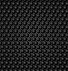 Cell metal background vector image vector image