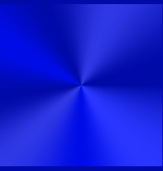 Blue conical gradient vector