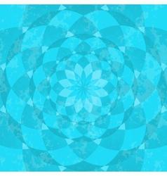 Grunge circus ring vector image