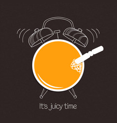 Juicy time vector