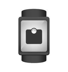 Wearable smart technology vector