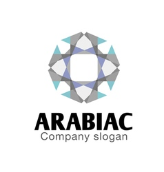 Arabiac Design vector