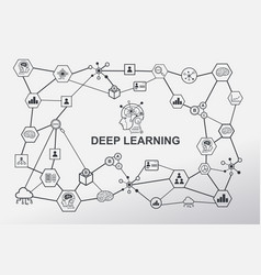 Deep learning machine learning and artificial vector