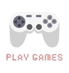 Gamepad Video game Flat design vector