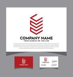 Initial c logo design for various business vector