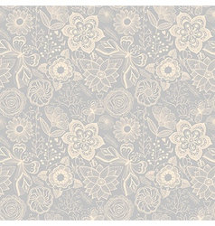 Seamless floral texture Copy that square to the vector image