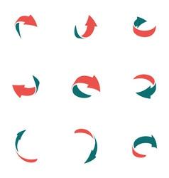 Arrows part 1 vector