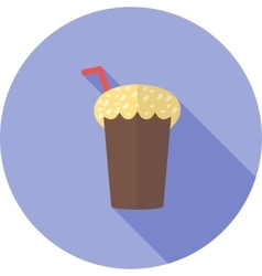 Chocolate Shake vector