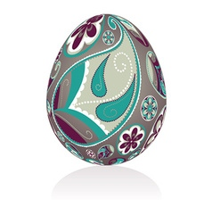Easter egg vector