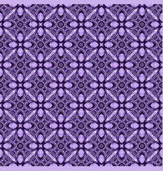 Ultra violet seamless pattern vector