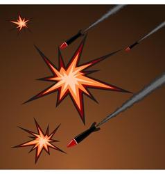 ocket attack vector image