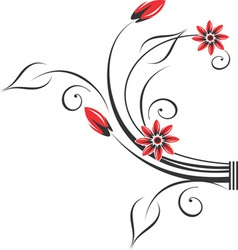 creative design element vector image