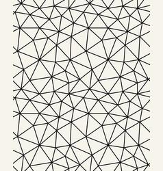 Polygonal seamless background vector