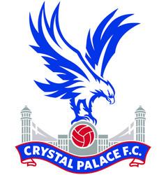 Crystal palace fc vector