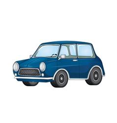 Toy Mini car vector