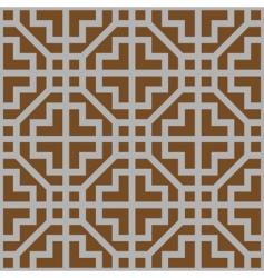Celtic ornament background vector image