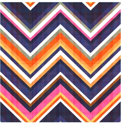 seamless chevron pattern texture vector image