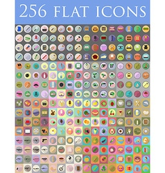 Flat icons 05 vector