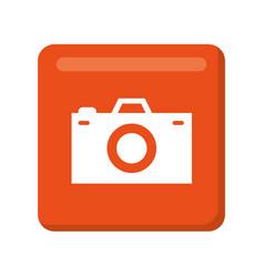 photography camera social media vector image